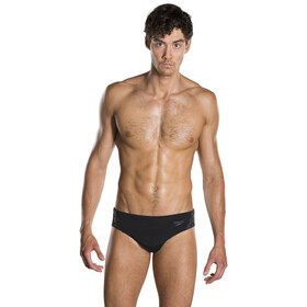 speedo Boom Splice 7cm Brief Herren black/oxid grey